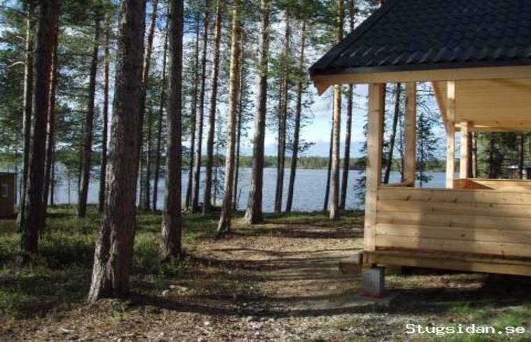 ferienhaus zu mieten in jokkmokk norrbotten schweden gem tliche blockh tte bei jokkmokk. Black Bedroom Furniture Sets. Home Design Ideas