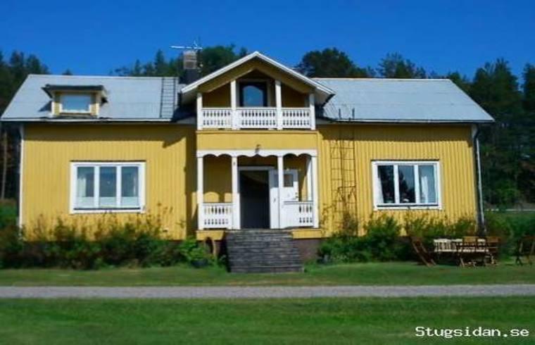 haus zu mieten in selet v sterbotten schweden haus mit blick auf byske lven nord schweden. Black Bedroom Furniture Sets. Home Design Ideas