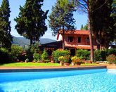 Only 7 miles from FLORENCE 3 APTS. with SWIMMING POOL amid CHIANTI HILLS