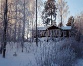 Wonderful Sollerön! Large, new, house w lakeview