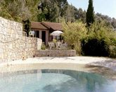 Cottage in the Provencal mountains