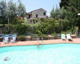 Tuscany- apartments in wonderful vineyard with a view