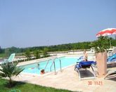 Vacation villa with swimming pool in Porec