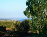 Villa in Sicily with 3500 sm of private garden and sea view