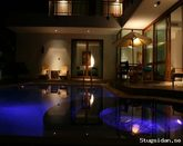 Exclusive villa Hua Hin with private pool and jacuzzi, 80 meters to the beautifu