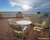 Beautiful 4 bedroom apartment front line to the mediterranean sea
