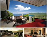 New holiday villa with an amazing seaview on Koh Tao