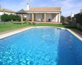 Villa Herera- a beautiful andalusian villa with Pool