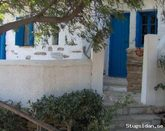 Andros - traditional stone house
