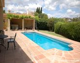 Lovely Villa in Marbella - San Pedro with own swimming pool and private garden