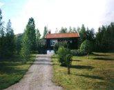 Cottage on you own lot with a view of the beautiful surroundings of lake Siljan.