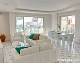 Rent an exclusive duplex apartment in the center of Alanya!