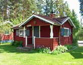 Cosy cottage for 3 persons at Sifferbo Stugby