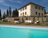 Villa Belsole, exclusive living in Tuscany.