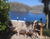 House with sea-view and pool in Bozburun, 1 hour from Marmaris