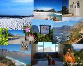 Self-catering house 100 m from beautiful beach in Pringle Bay, South Africa