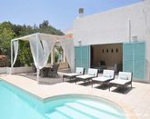 Villa with two private pools hydro massage & outdoor cinema
