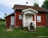 Yttreskog - Cottage with electric heating and tiled stove
