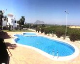 2 Bedroom. Private terrace. Balcony. Shared pool. Close to La Finca golf course