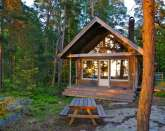 Wonderful chalet in Stockholm Skerries