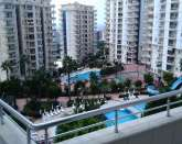 Alanya - Mahmutlar, big apartment for a small price